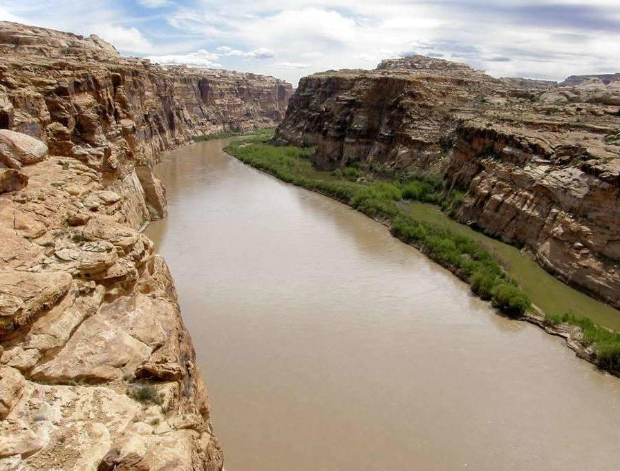 Самая полноводная река в африке