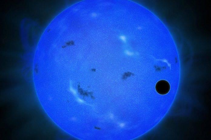 Самая жаркая планета солнечной системы