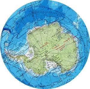 Какой материк расположен в двух частях света