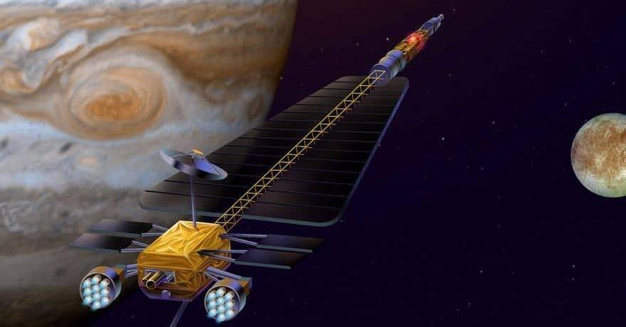Назови планету спутником которой является ганимед