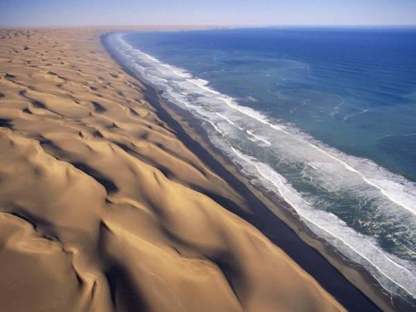 Средиземноморская природная зона африки