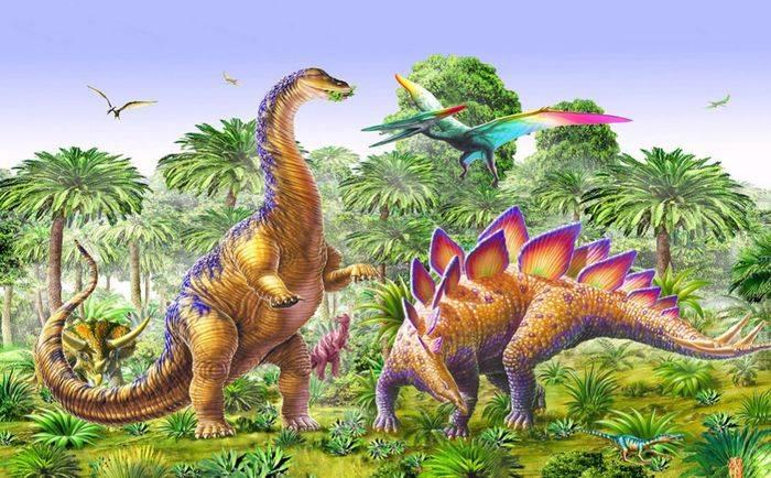Травоядные динозавры названия и фото