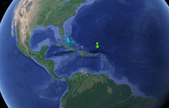 Какой океан второй по величине