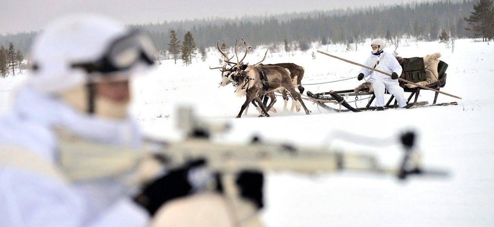 Использование арктики человеком