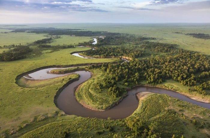 Найповноводніша річка африки