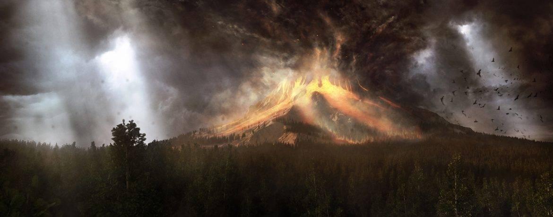 Вулкан в америке йеллоустоун когда извержение