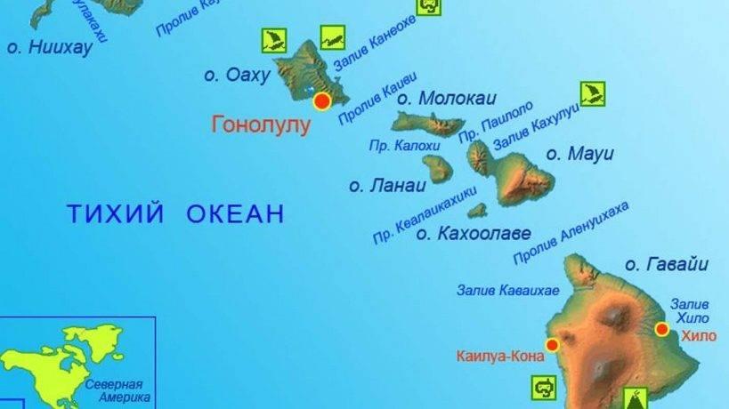 Как соединяются между собой океаны