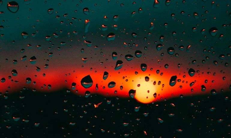 Сочинение весенний дождь 4 класс