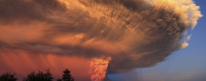 Вулкан кальбуко фото