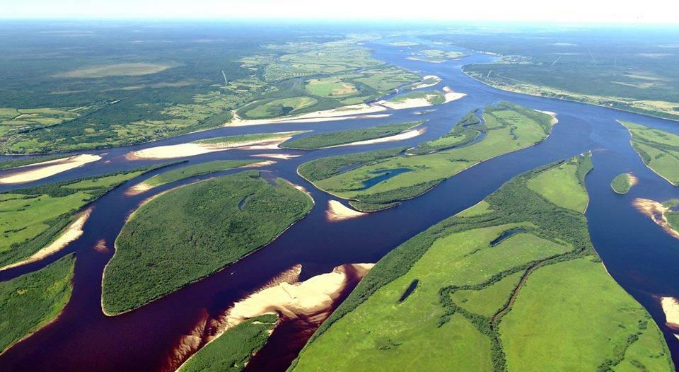 Десять рек россии