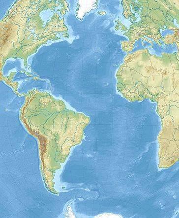 Описываем океан и море по карте