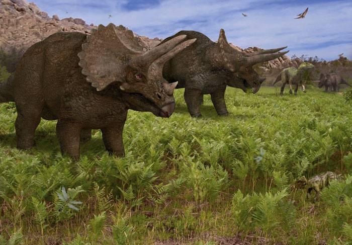 Все о динозаврах детям