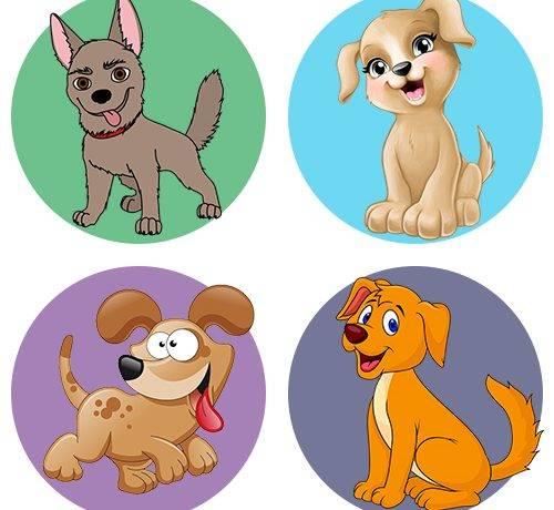 Картинка щенка для детей