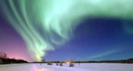 Где расположена природная зона арктических пустынь ответ