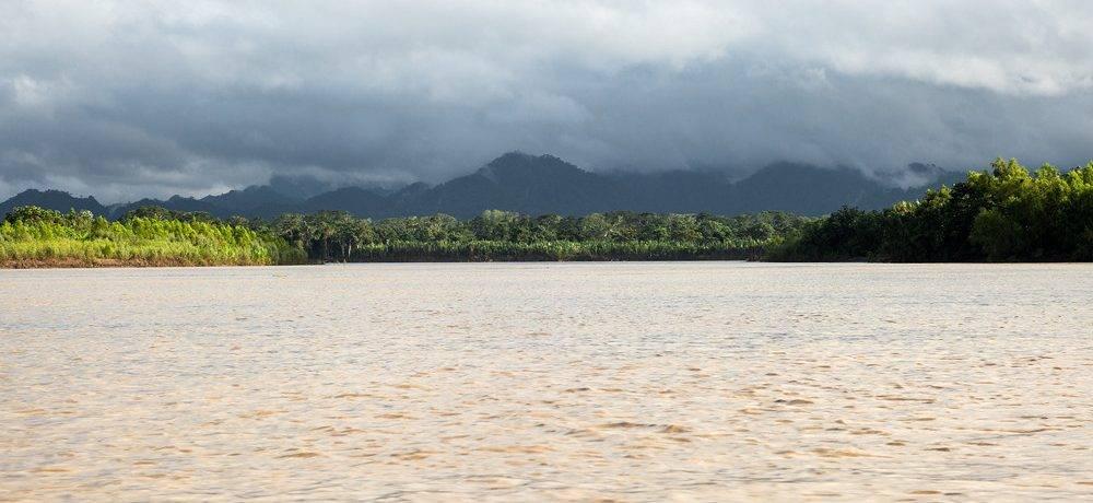 Какая река протекает через боливию