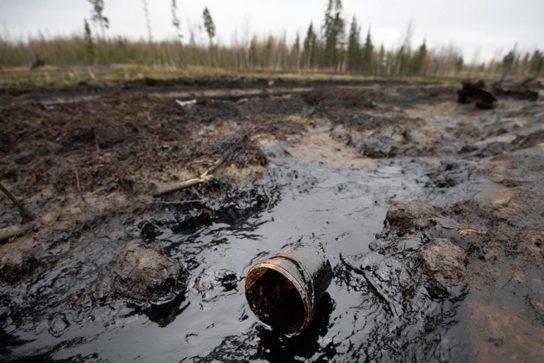 Загрязнение земельных ресурсов