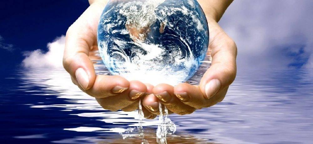 Из чего состоит водная оболочка земли гидросфера