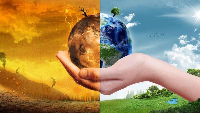 Загрязнение определение