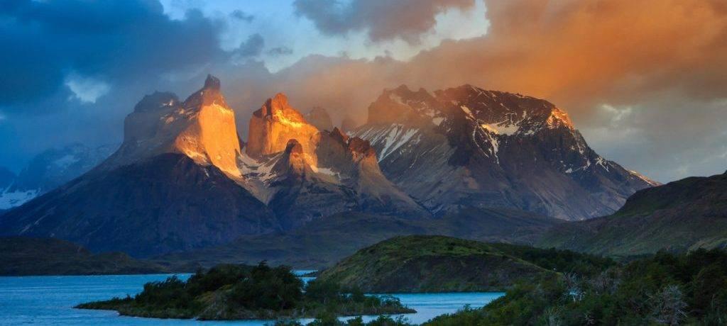Сообщение природа южной америки