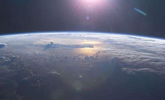 Где находится тихий океан на карте мира