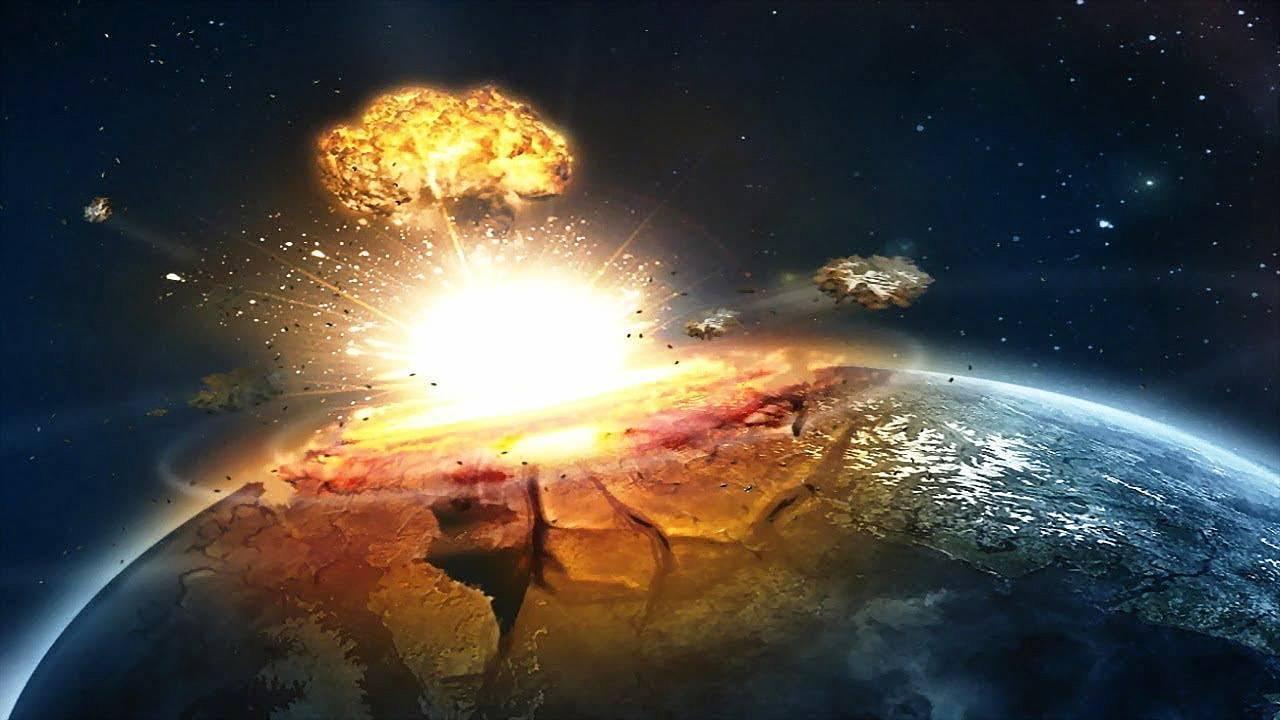 Йеллоустонский вулкан на карте мира