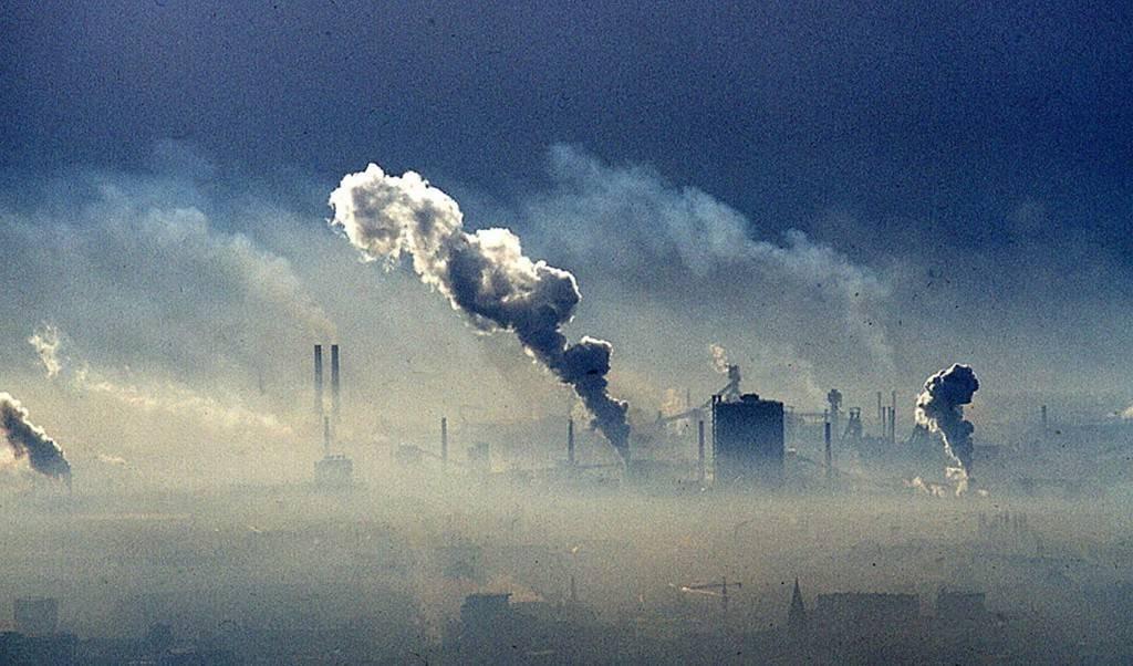 Погодные условия способствующие образованию смога