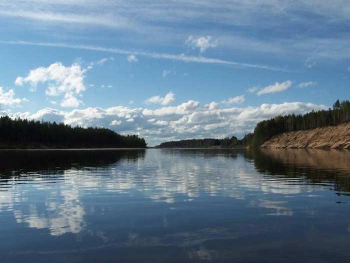 Сколько рек в россии точное число