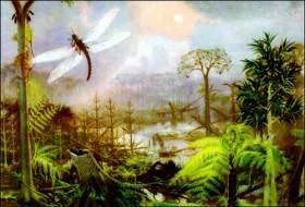 Фауна каменноугольного периода