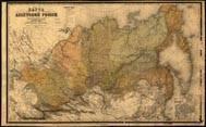 Азиатская часть россии на карте