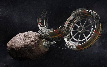 Космические ресурсы мира