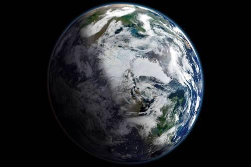 Арктические и антарктические пустыни почвы