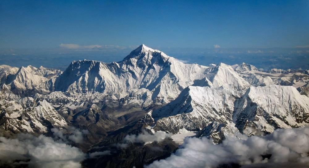 Название самой высокой вершины мира