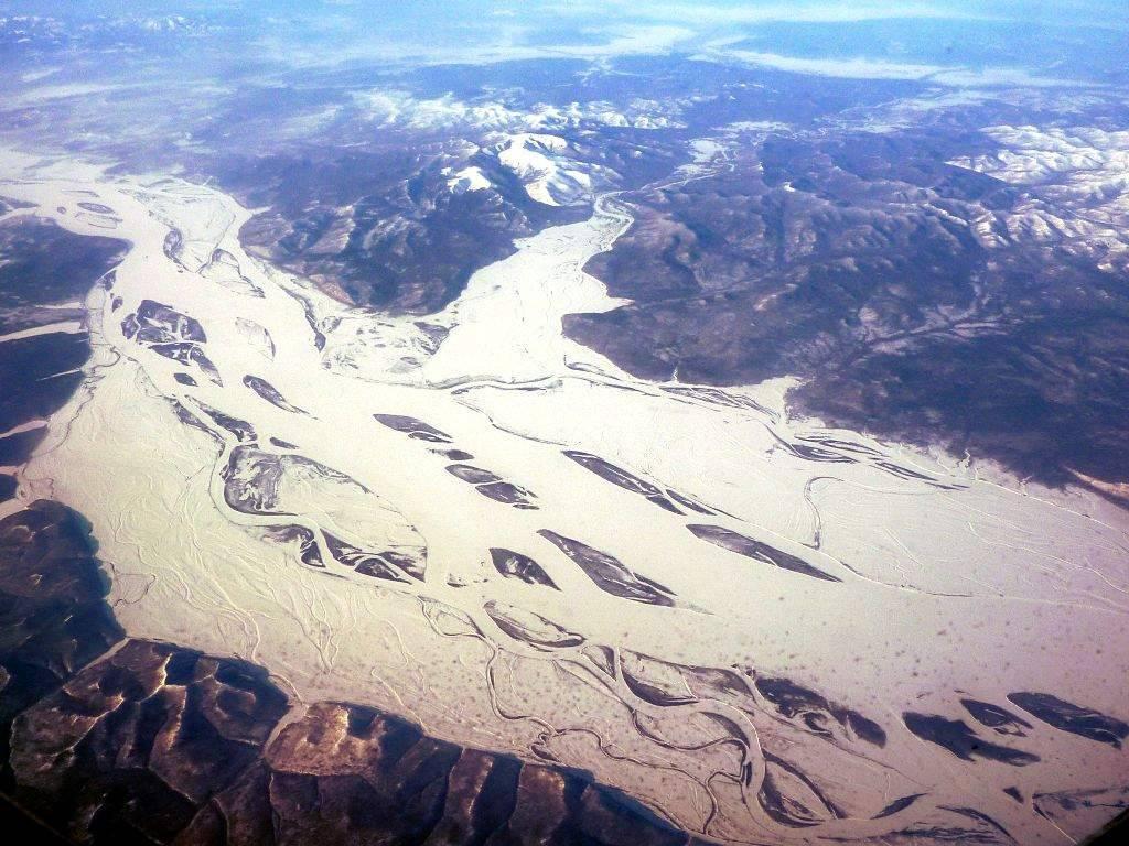 Самая протяжённая река россии