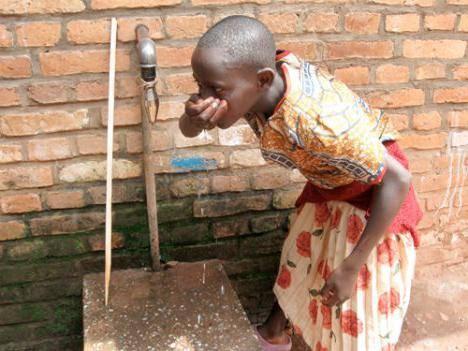 Состояние водных ресурсов в мире