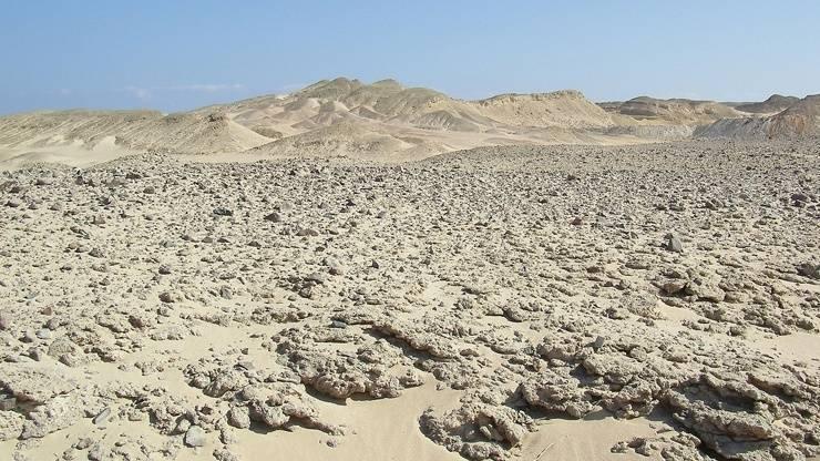 Какие бывают пустыни названия
