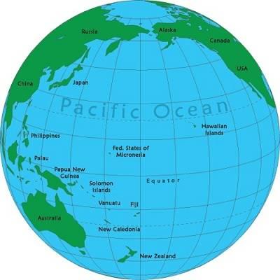Какой океан самый спокойный