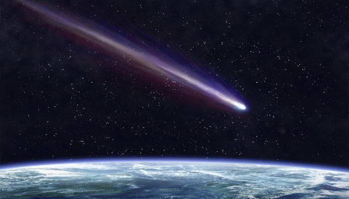 Чем отличается комета от астероида