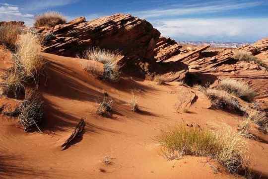 Пустыни южной америки список