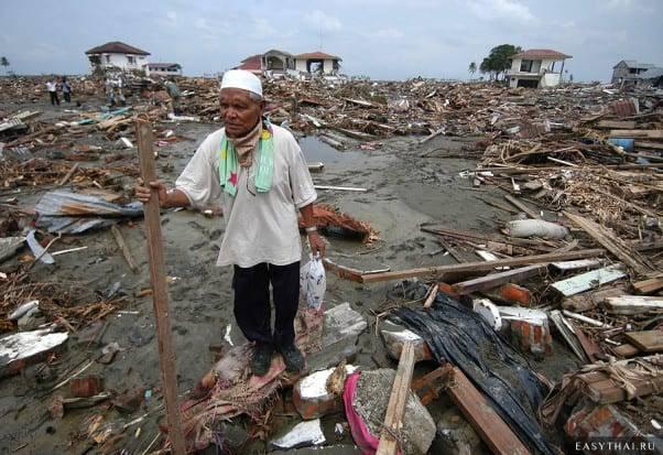 26 декабря 2004 землетрясение в индийском океане