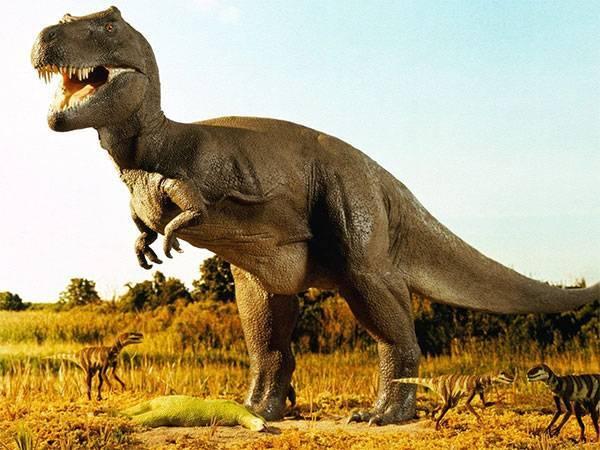 Как исчезли динозавры