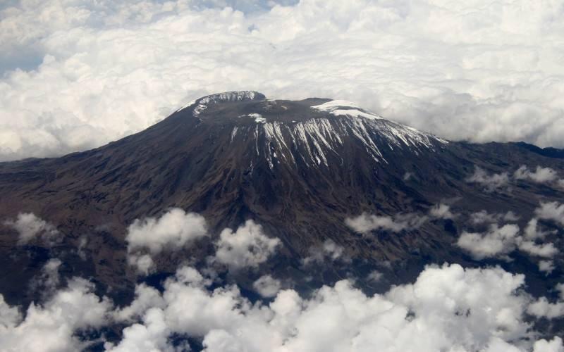 Недействующие вулканы мира