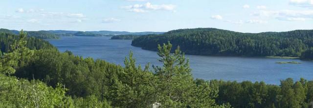 Известные озера россии