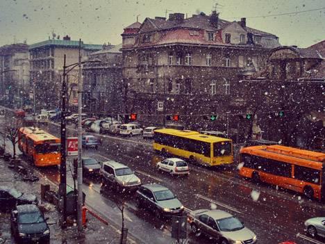 Сочинение на тему снегопад
