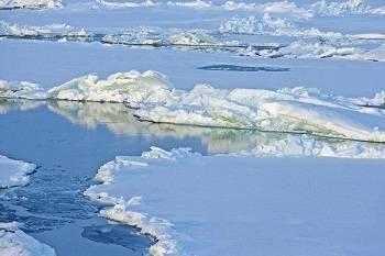 Самый холодный океан на земле
