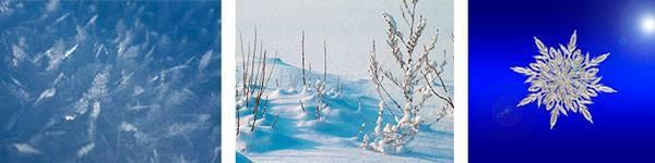 Сочинение на тему снег идет
