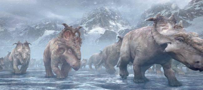Чому вимерли динозаври
