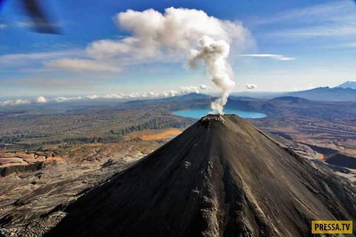 Самый страшный вулкан в мире