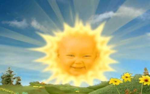 Какого цвета солнце в космосе