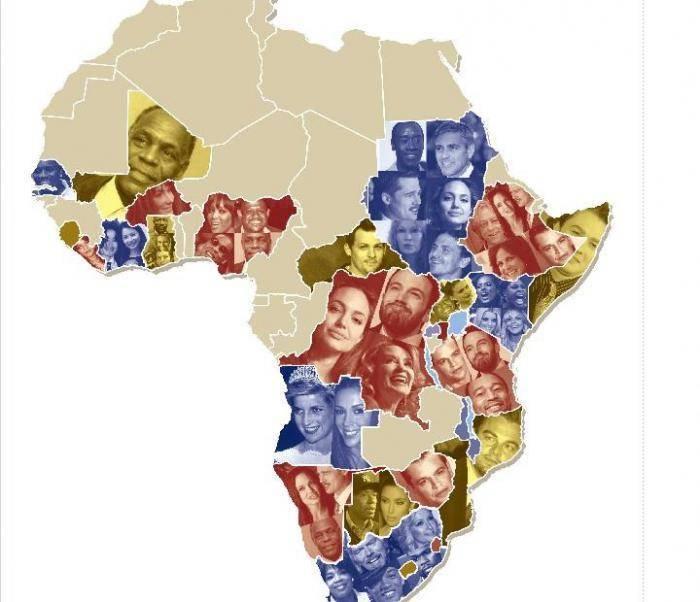 Какова площадь африки