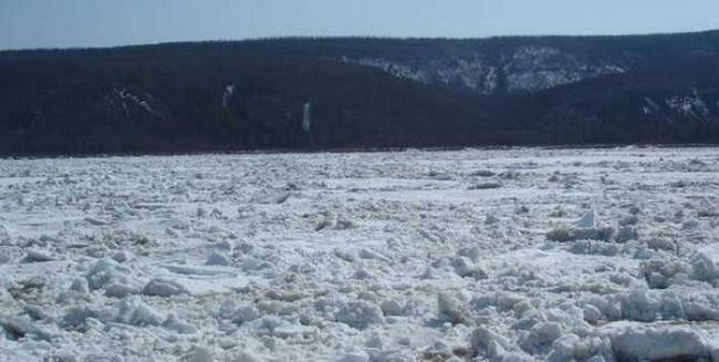 Ширина средней реки составляет
